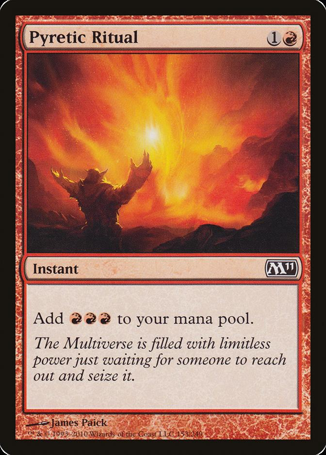 Pyretic Ritual [M11]