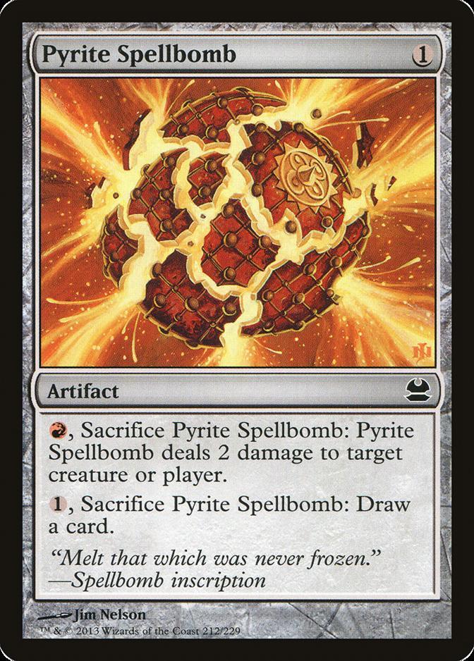 Pyrite Spellbomb [MMA] (F)