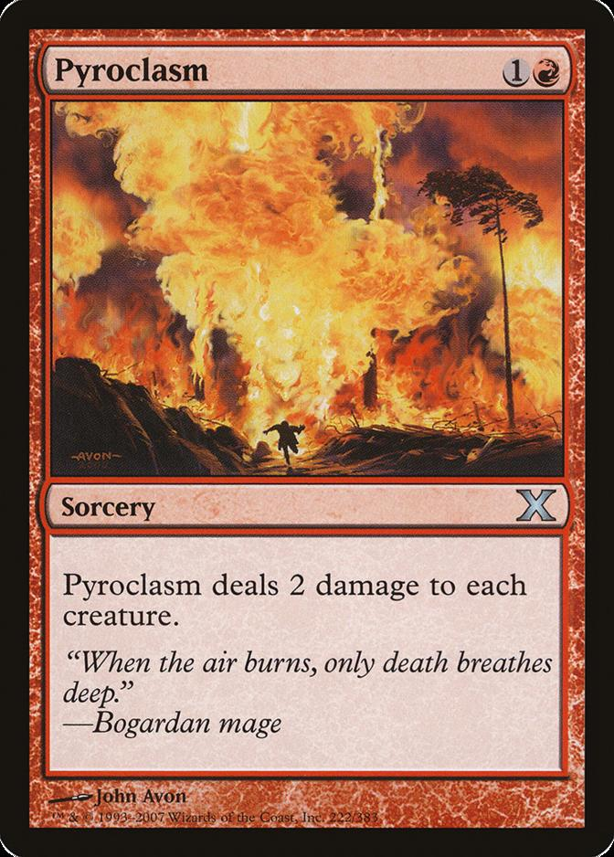 Pyroclasm [10E] (F)