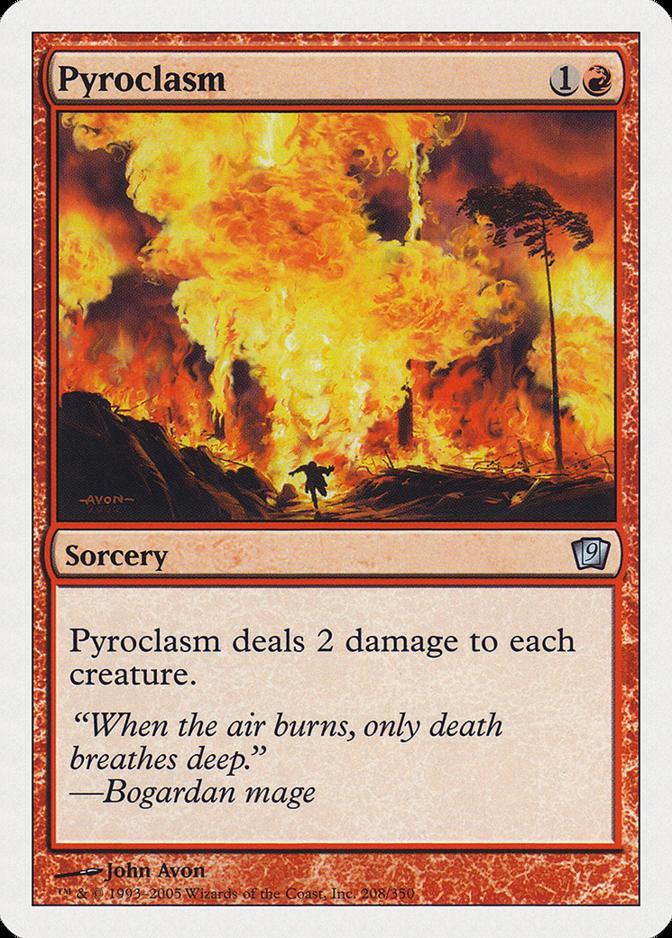 Pyroclasm [9ED]
