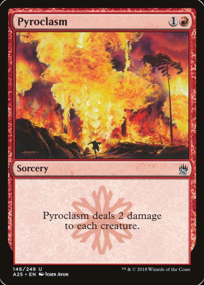 Pyroclasm [A25]