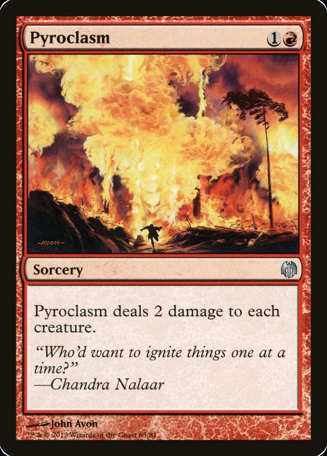 Pyroclasm [DDL]