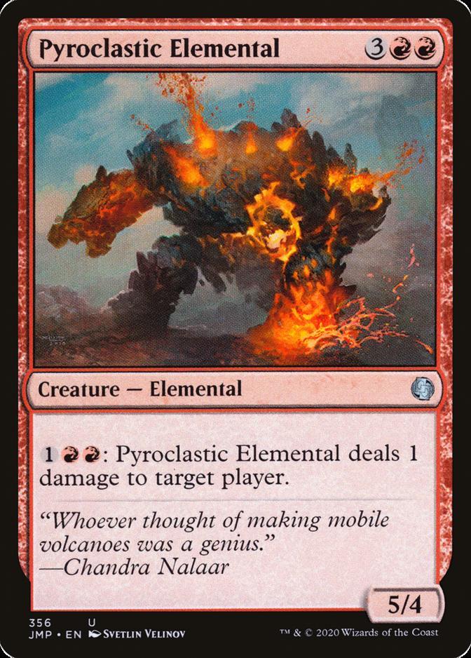 Pyroclastic Elemental [JMP]