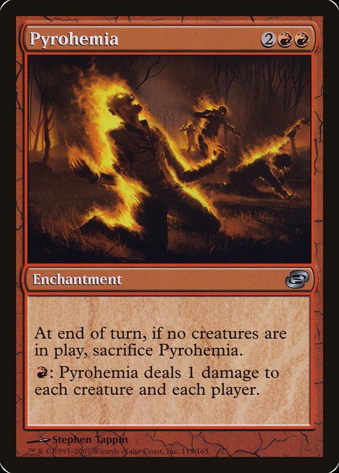 Pyrohemia [PLC]