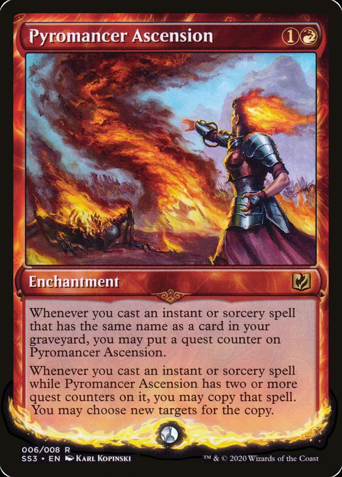 Pyromancer Ascension [SS3]