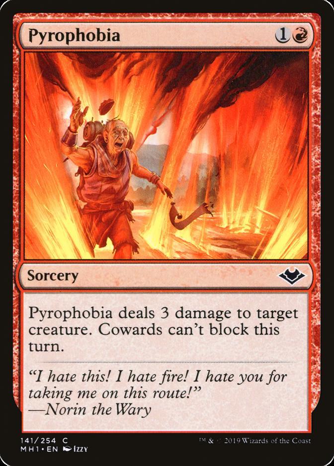 Pyrophobia [MH1]