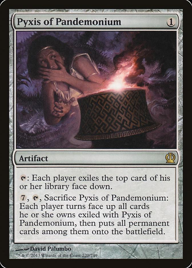 Pyxis of Pandemonium [THS]