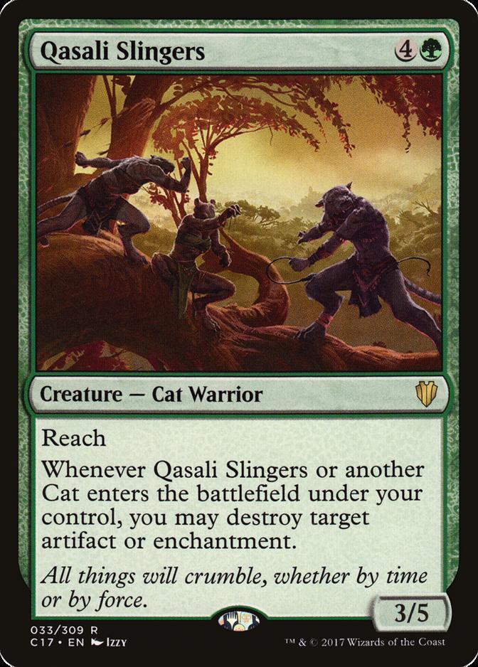 Qasali Slingers [C17]