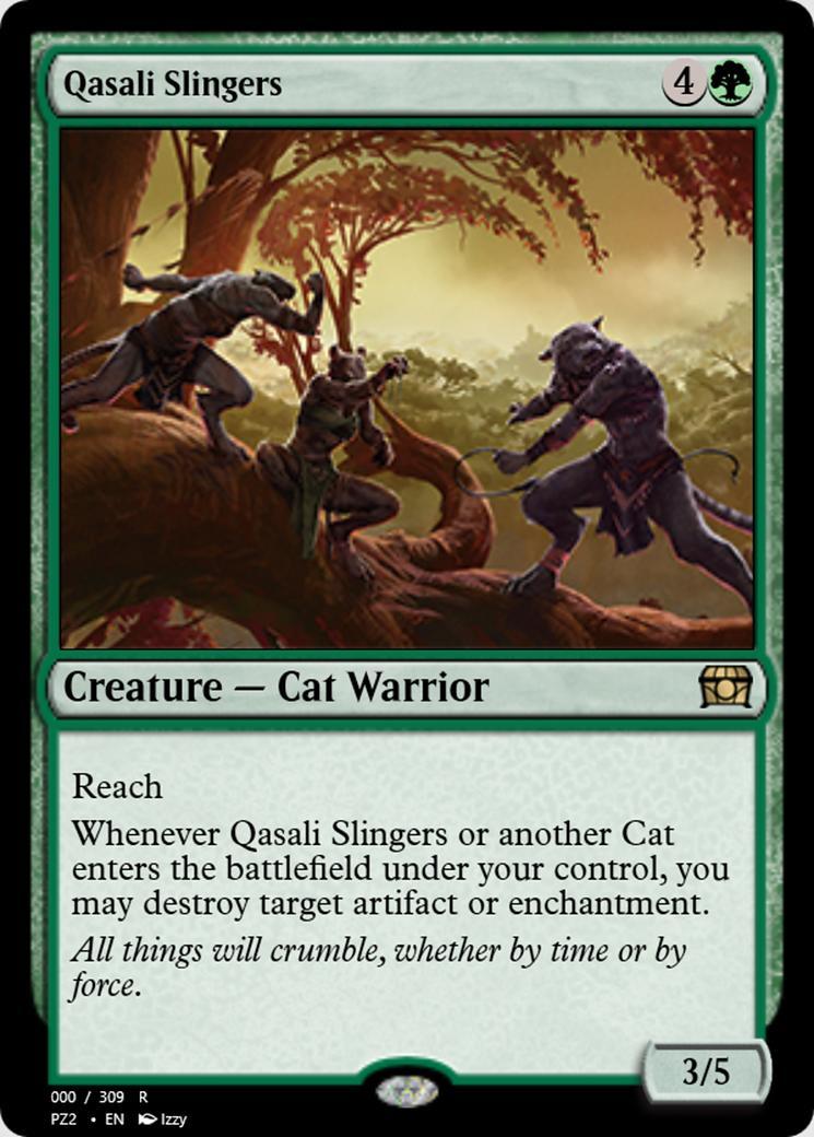Qasali Slingers [PZ2] (F)