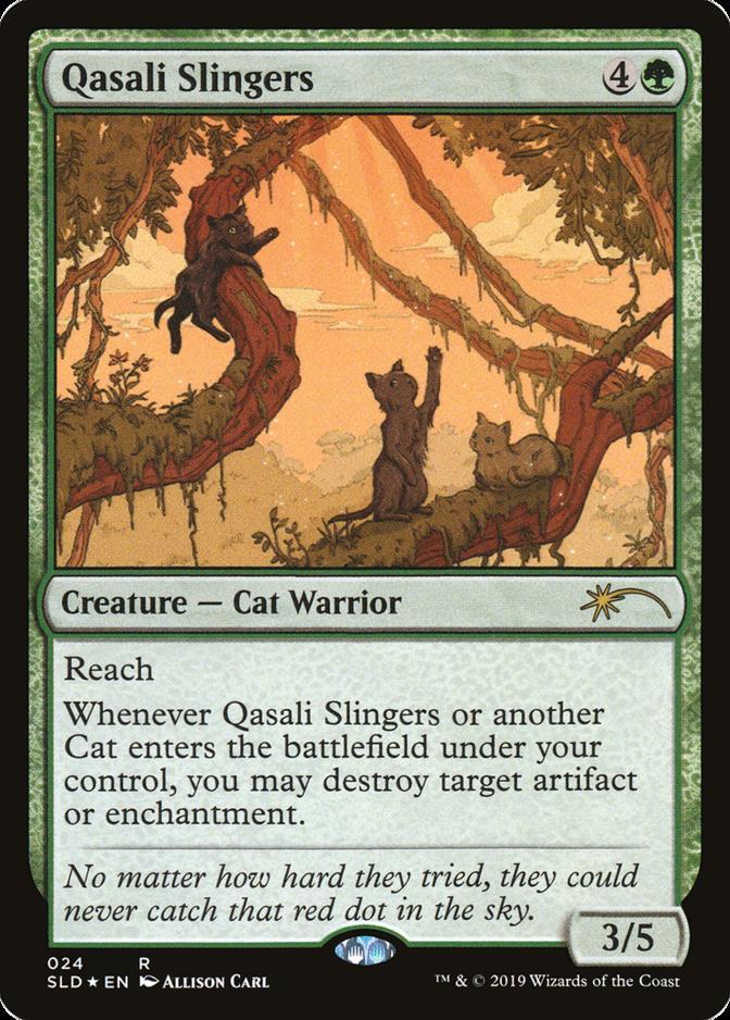 Qasali Slingers [SLD] (F)
