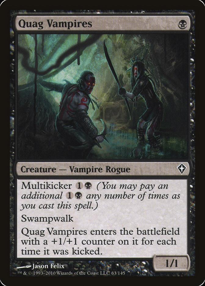 Quag Vampires [WWK]
