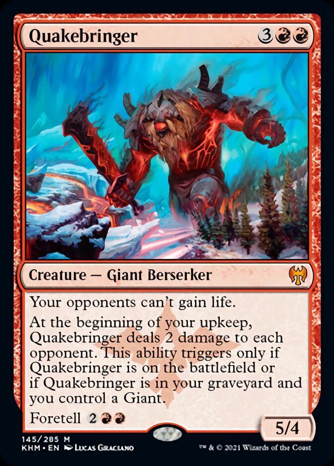Quakebringer [KHM]