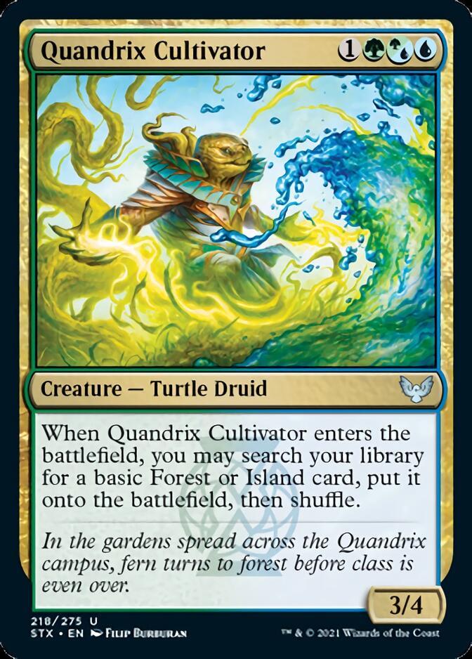 Quandrix Cultivator [STX]