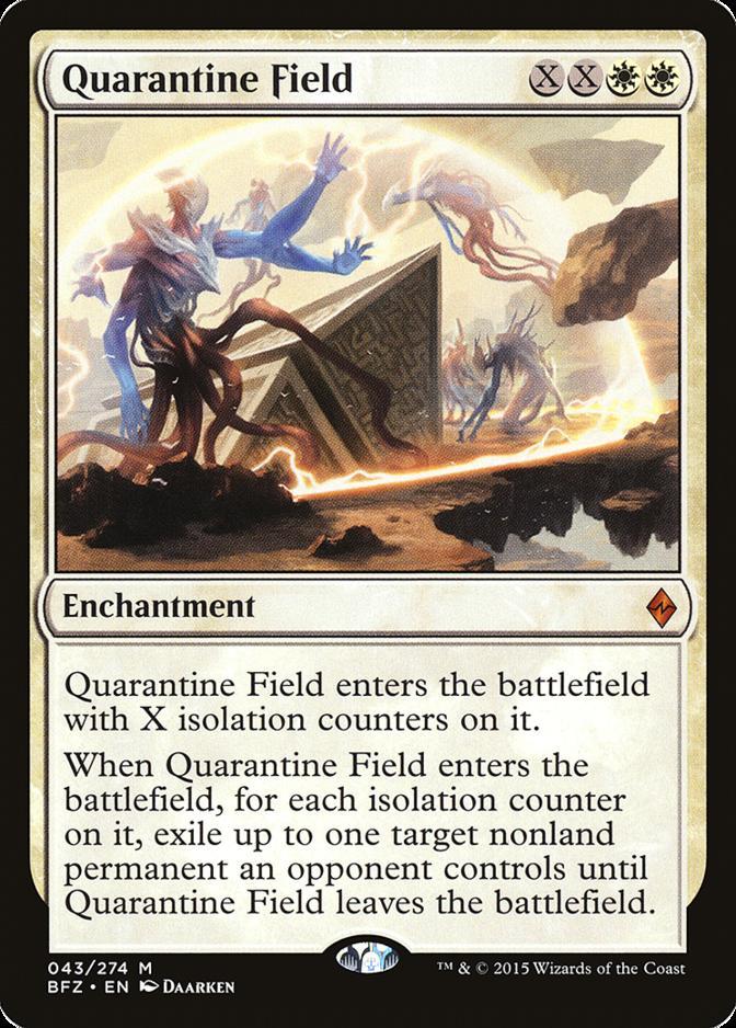 Quarantine Field [BFZ]