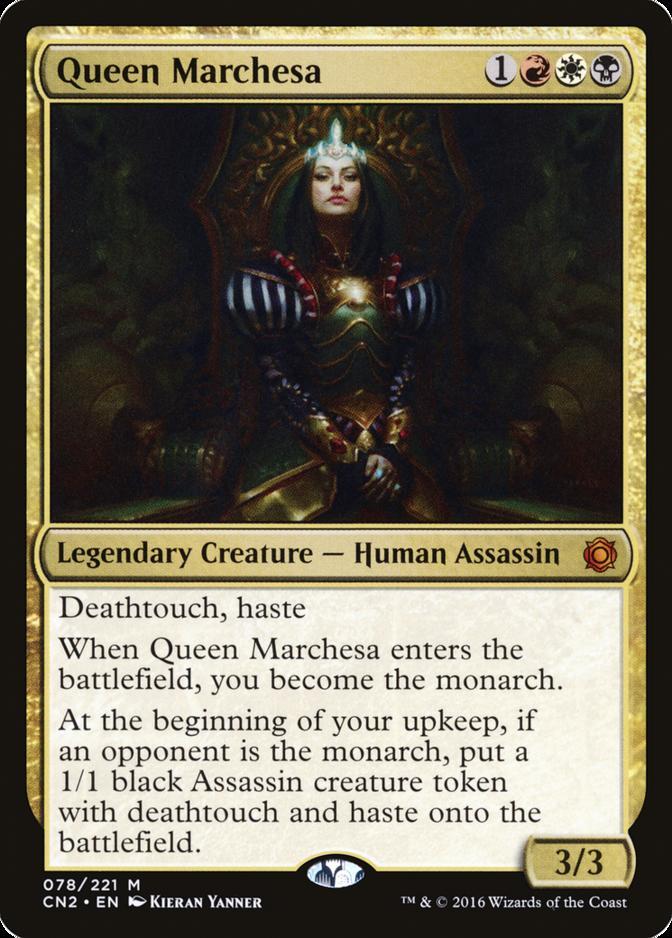 Queen Marchesa [CN2]