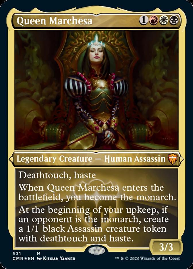 Queen Marchesa [PCMR] (F)