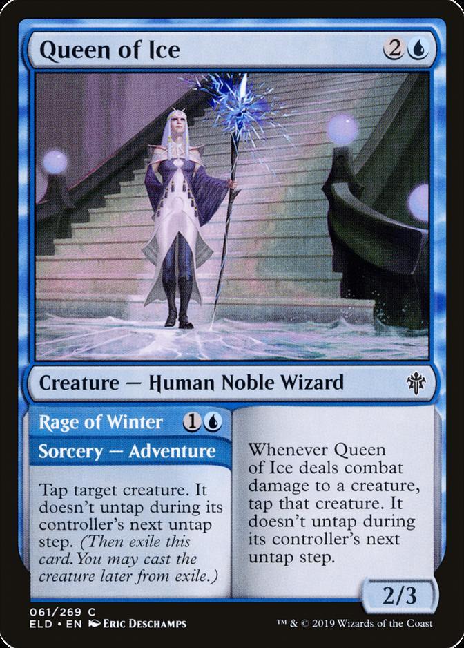 Queen of Ice [ELD]