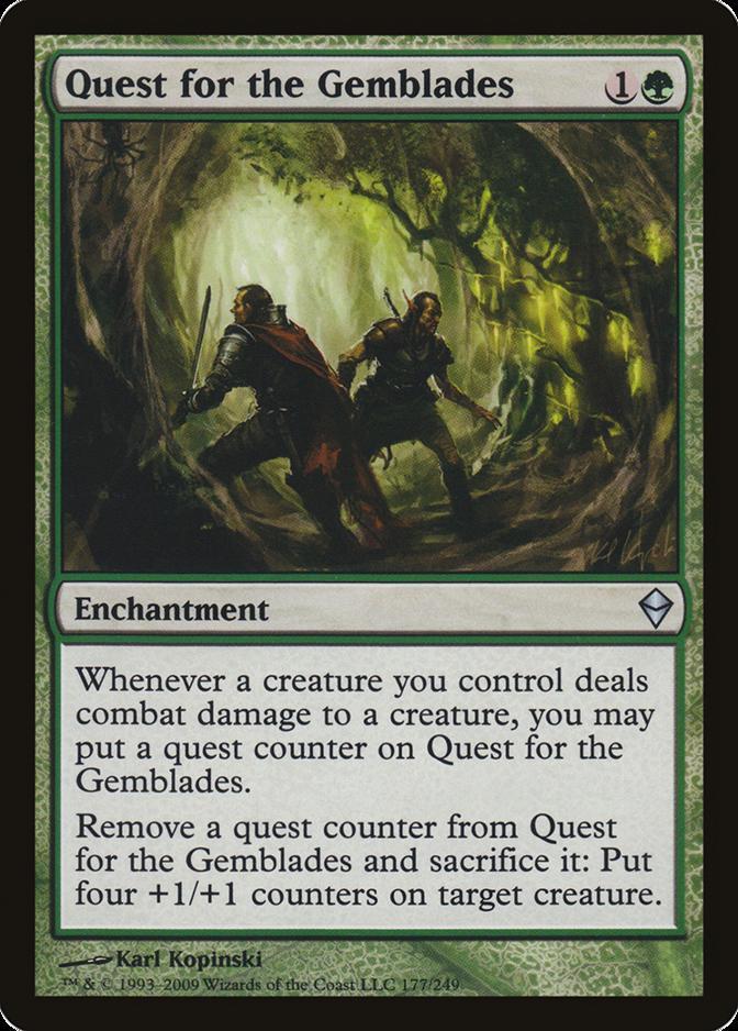 Quest for the Gemblades [ZEN]