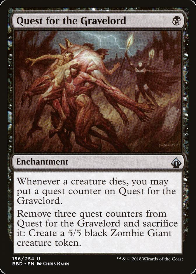 Quest for the Gravelord [BBD]