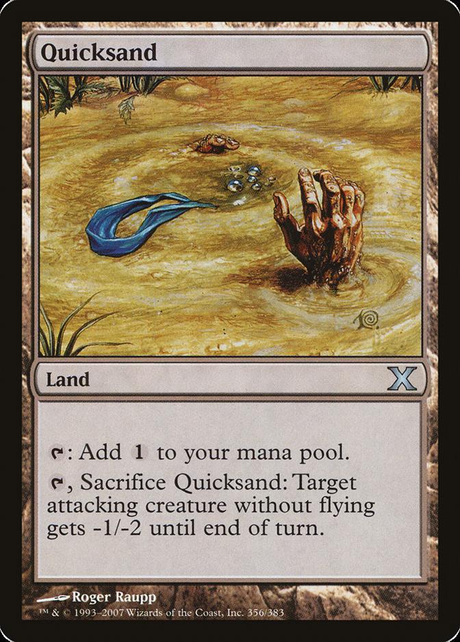 Quicksand [10E]
