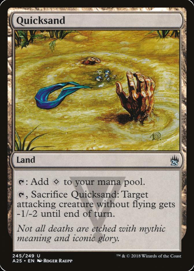 Quicksand [A25]
