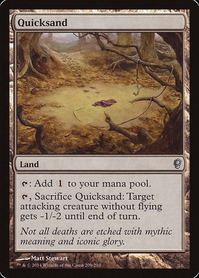Quicksand [CNS] (F)