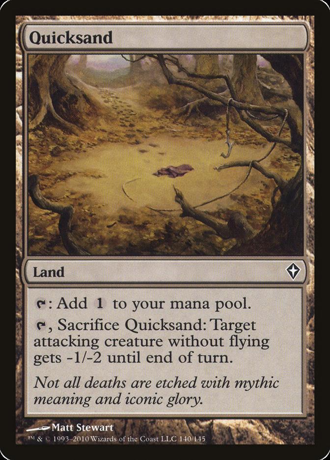 Quicksand [WWK]