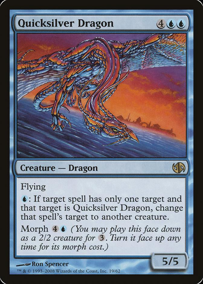 Quicksilver Dragon [DD2]