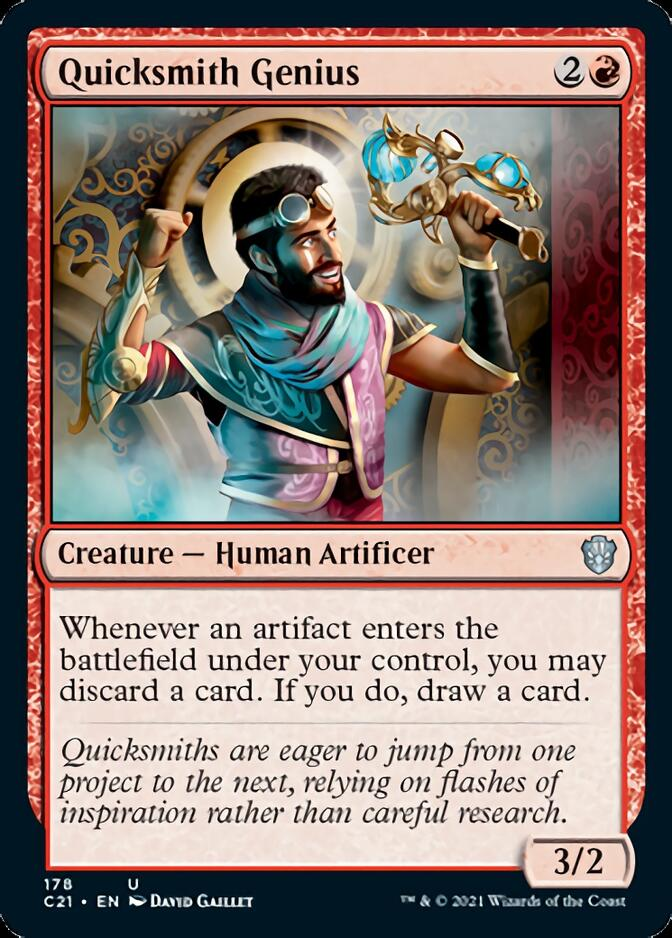 Quicksmith Genius [C21]