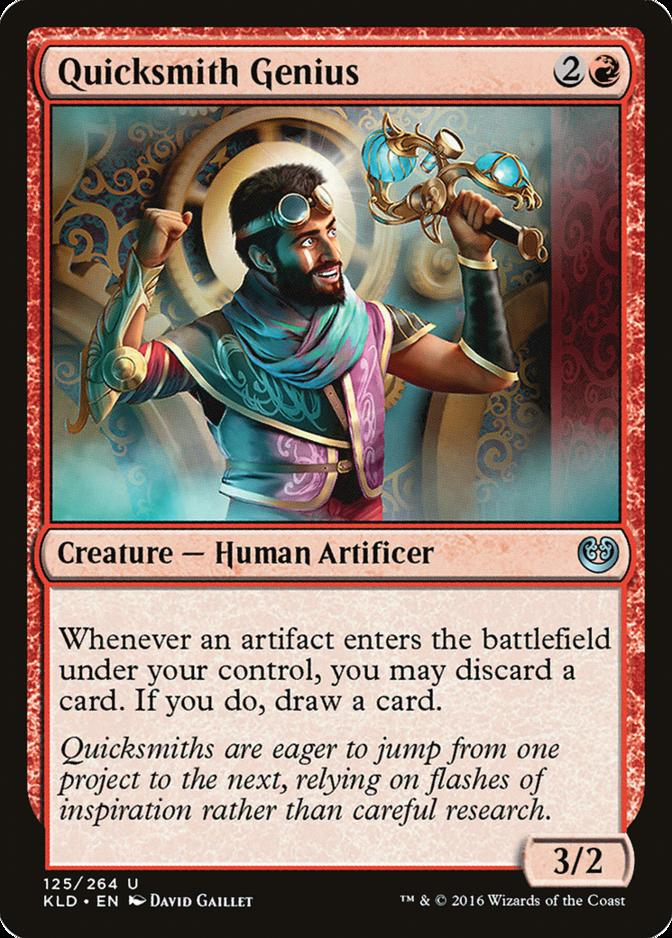 Quicksmith Genius [KLD]
