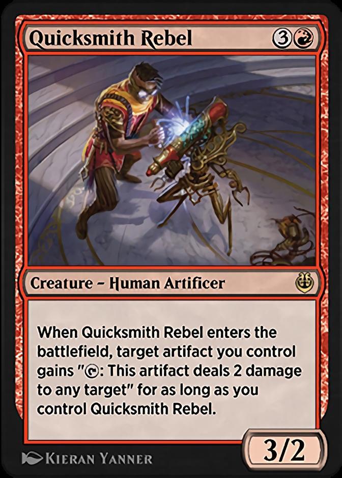 Quicksmith Rebel [KLR]
