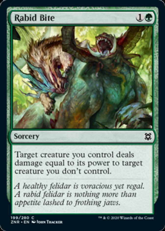Rabid Bite [ZNR]