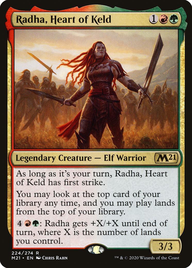 Radha, Heart of Keld [M21]