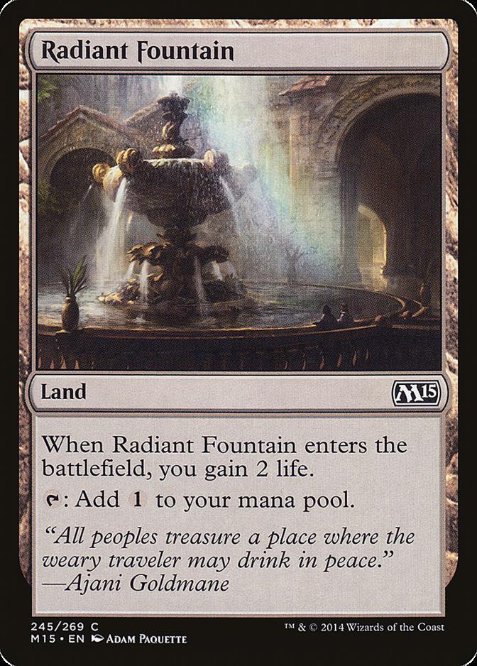 Radiant Fountain [M15]