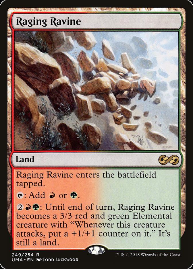 Raging Ravine [UMA]