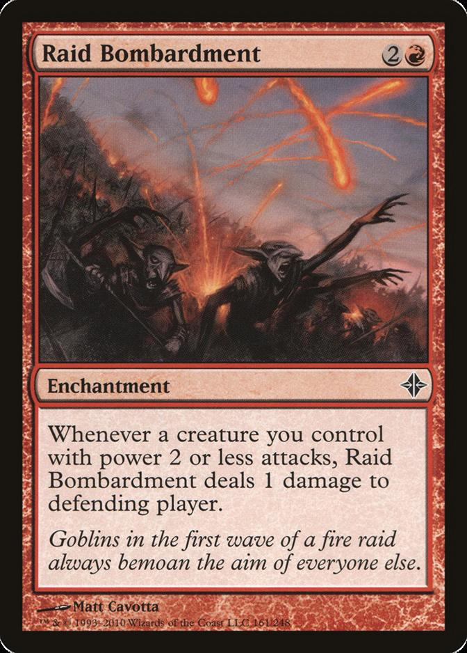 Raid Bombardment [ROE]