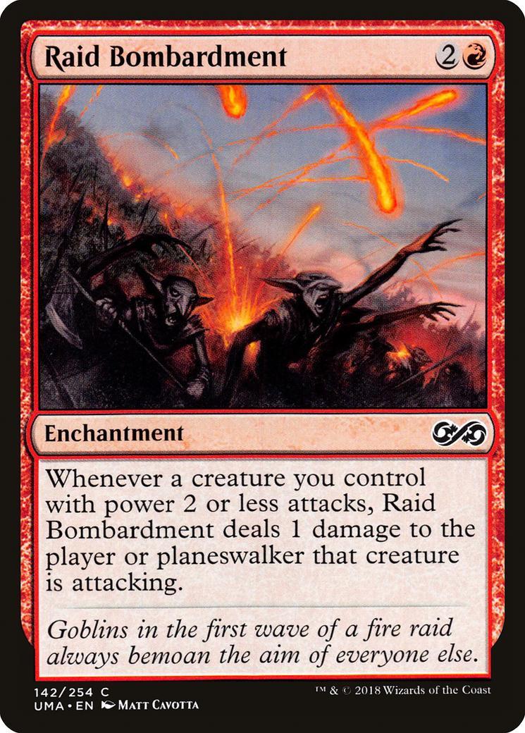 Raid Bombardment [UMA]