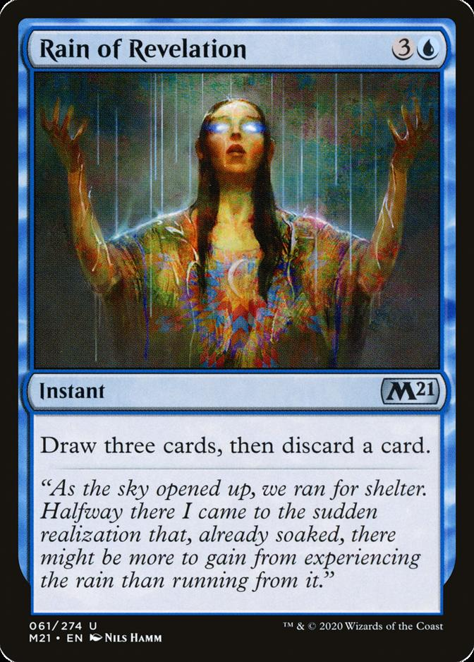 Rain of Revelation [M21] (F)