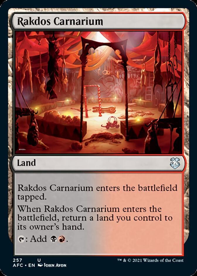 Rakdos Carnarium [AFC]