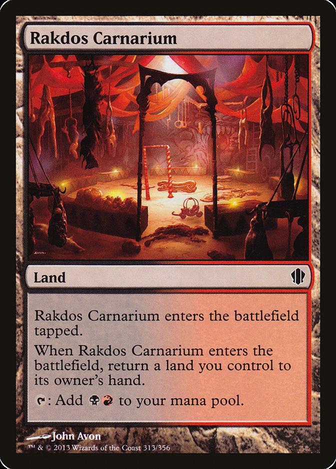 Rakdos Carnarium [C13]