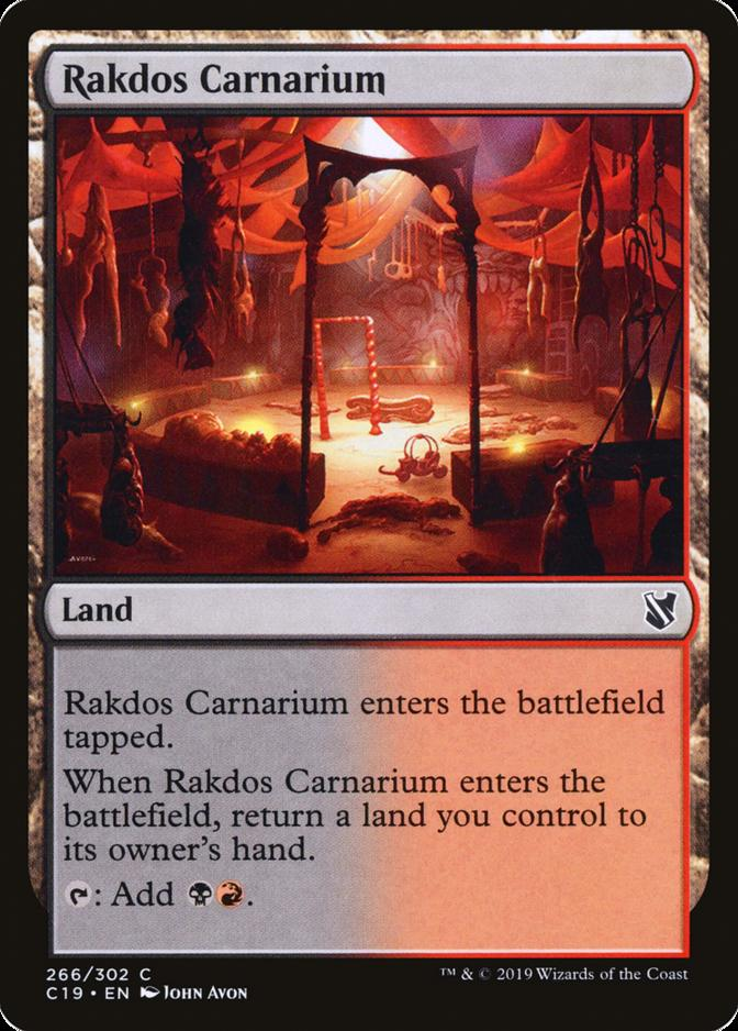 Rakdos Carnarium [C19]