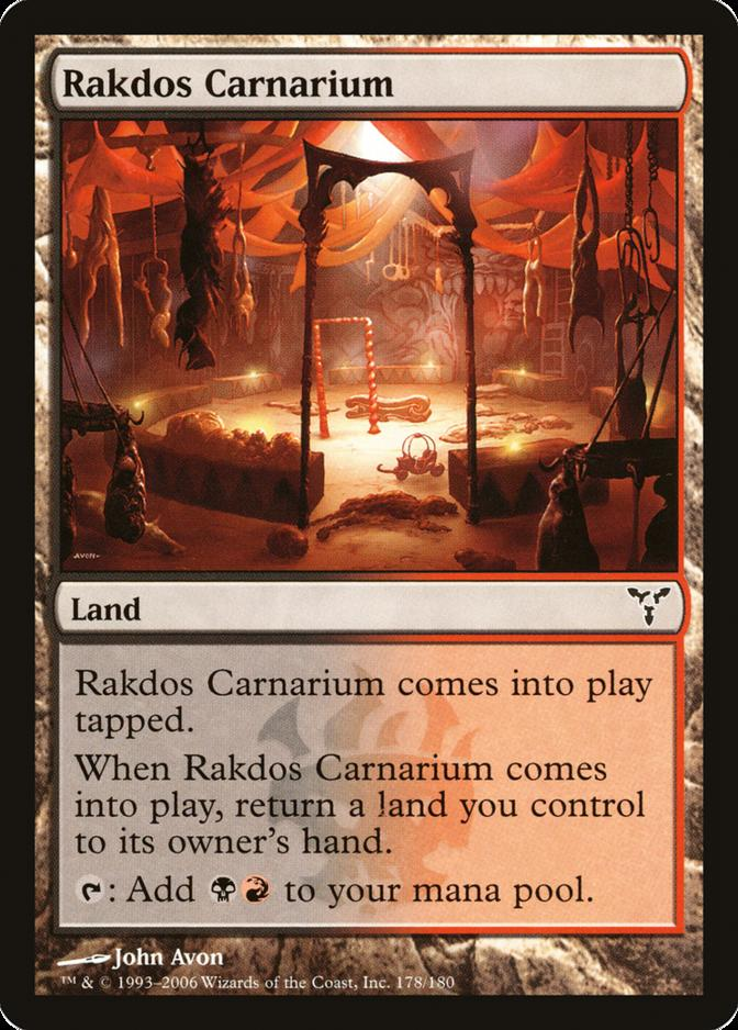 Rakdos Carnarium [DIS]