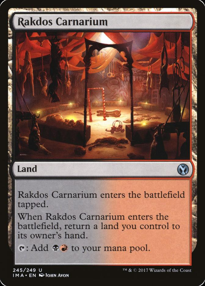 Rakdos Carnarium [IMA]