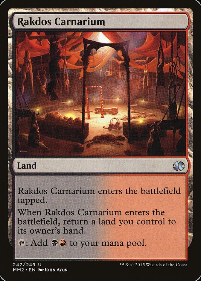 Rakdos Carnarium [MM2] (F)