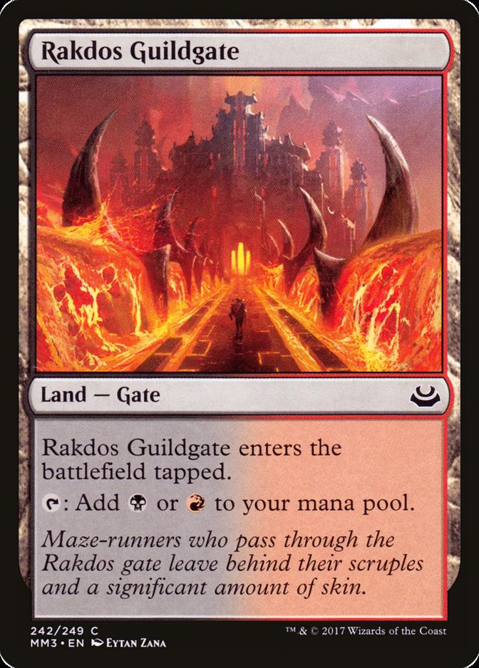 Rakdos Guildgate [MM3]