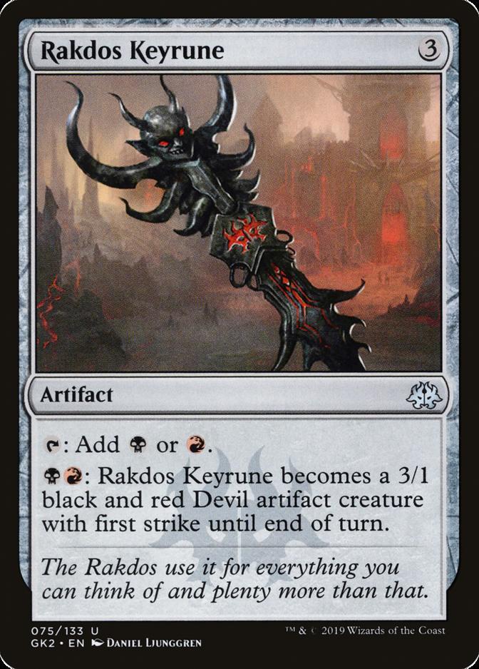 Rakdos Keyrune [GK2]