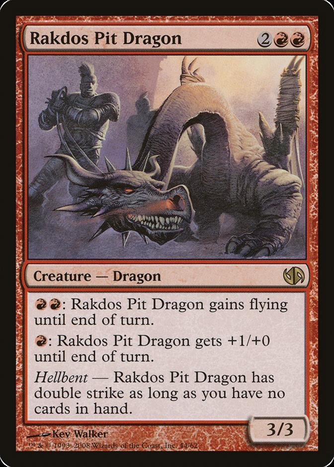 Rakdos Pit Dragon [DD2]