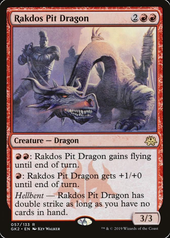 Rakdos Pit Dragon [GK2]
