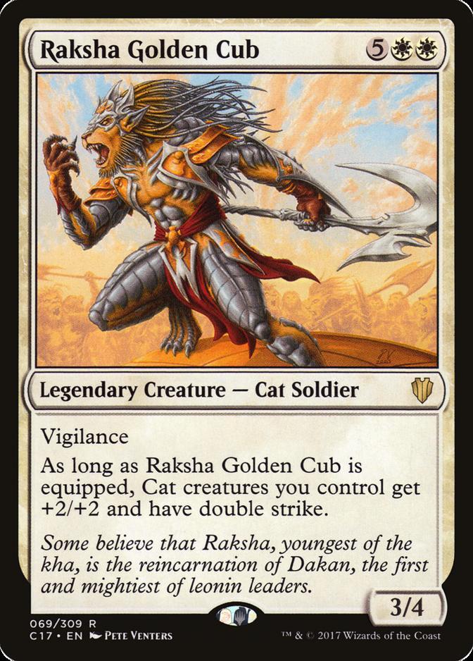 Raksha Golden Cub [C17]