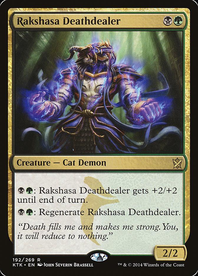 Rakshasa Deathdealer [KTK]